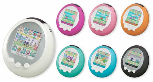 Tamagotchi is Back, With Color!