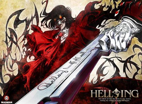 Hellsing ova 6