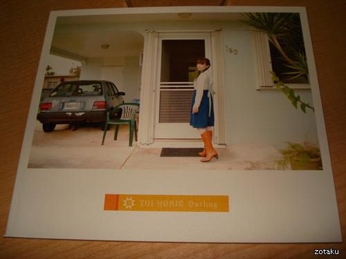 Yui Horie - Darling [Album Review]