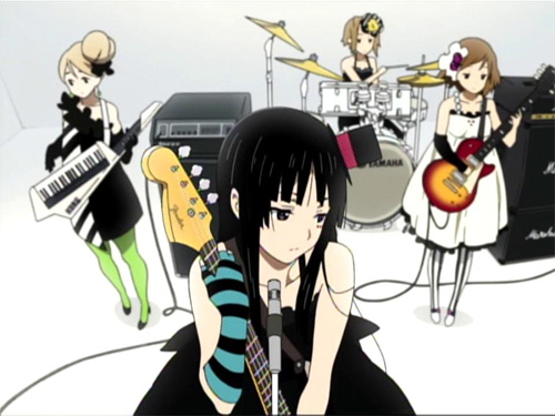 """Keion"" Live Concert Held at K-ON! Model School"