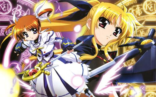 Magical Girl Lyrical Nanoha THE MOVIE 1st Trailer