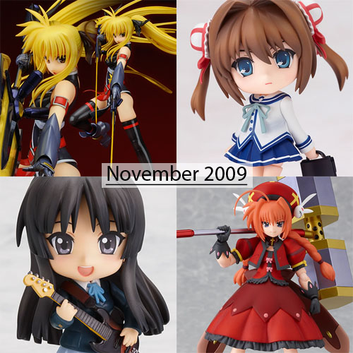 2009: The Figurines Count