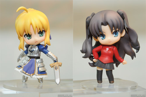 Nendoroid Puchi Fate/Stay Night Set