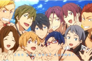 Free! Final Episode Teases Possible Second Season