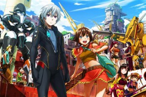 Suisei no Gargantia Gets Sequel