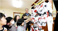6.5 Foot Unicorn Gundam Papercraft