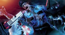 Shoot Resident Evil Zombies at Universal Studios Japan This Summer