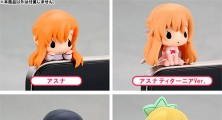 Sword Art Online Earphone Jack Figures