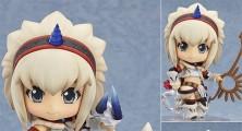 Nendoroid Hunter: Female – Kirin Edition
