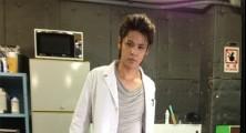 Seiyuu Mamoru Miyano Cosplays as Steins;Gate's Rintaro Okabe