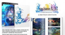 Final Fantasy X/X-2 HD Heads to North America This March 18