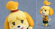 Nendoroid Shizue (Isabelle) [Winter Ver.]