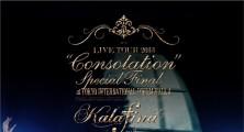 "Kalafina Live Tour 2013 ""Consolation"" Special Final [11.12.13]"