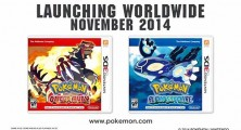 Pokémon Omega Ruby and Pokémon Alpha Sapphire Announced For 3DS