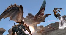 Video: Monster Hunter Frontier G Multiplayer Action
