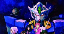 Gorgeous Poster Of Mobile Suit Gundam 00: Awakening of the Trailblazer